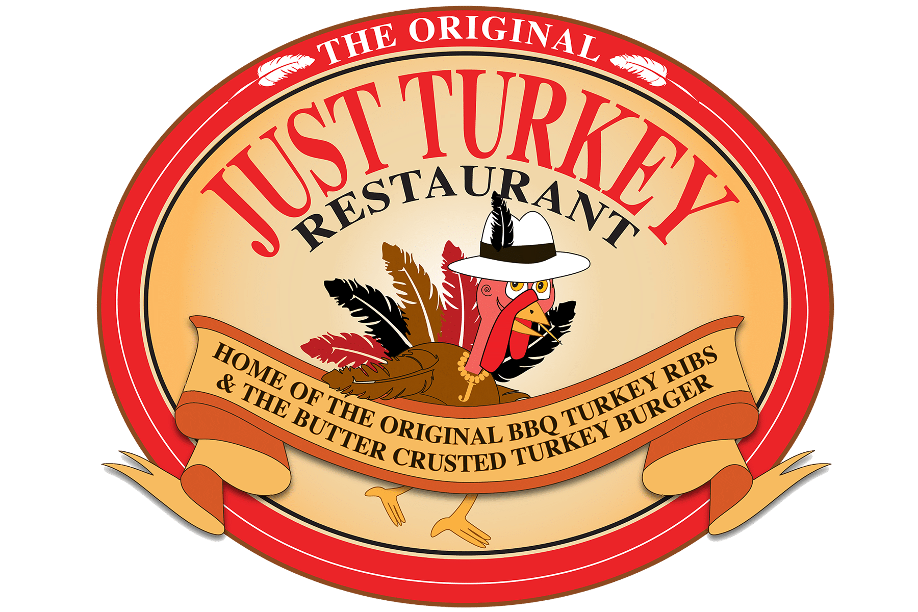 Just Turkey Restaurant Logo